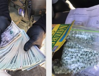Cocaine, heroin, approximately 2,000 pills and cash found after traffic stop, search of Paso Robles apartment