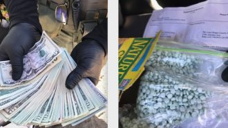 Drugs and cash paso robles arrest