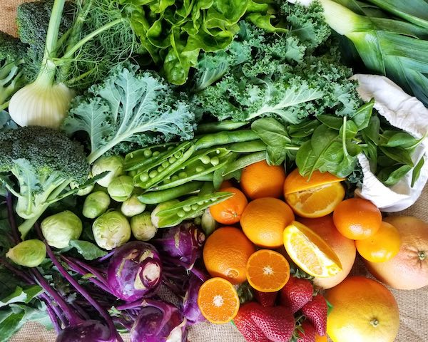Farms in Paso Robles that offer produce delivery