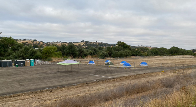 Tent-camp-opens-in-paso-robles