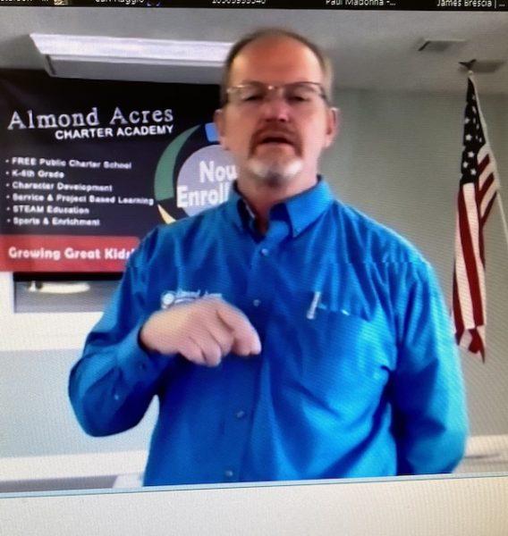 AACA Principal Bob Bourgault