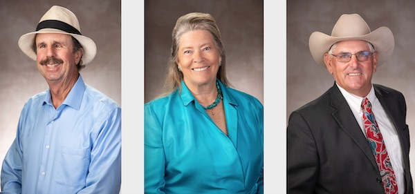Three local farm and ranch leaders honored at California Mid-State Fair Event