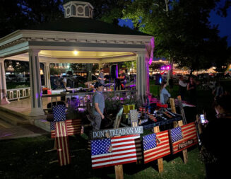 Hundreds attend 'Downtown Revival' event on Saturday in Paso Robles
