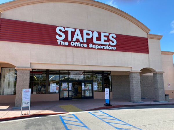 staples office supply paso robles
