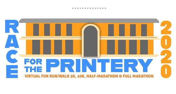 Atascadero Printery Foundation hosts virtual 'Race for the Printery'