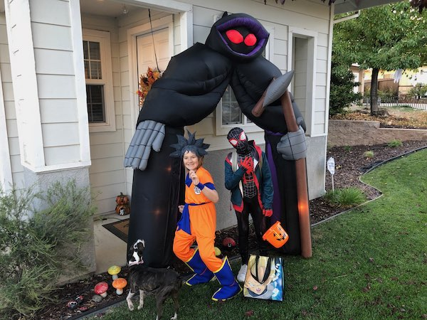 County health agency discourages trick-or-treating