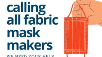 County seeking cloth mask donations
