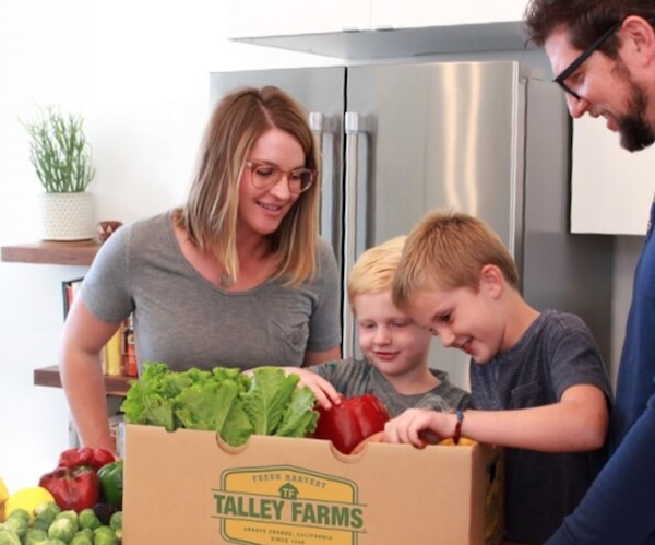 'Farming for Life' project helps deliver fresh produce to type 2 diabetes patients