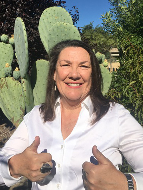 Laura Parker, candidate for Paso Robles