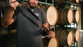 Sterling Kragten Cass winery