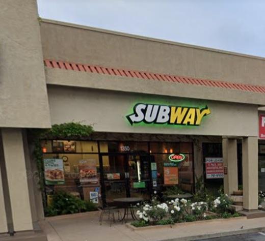 Subway robbed at gunpoint, suspect remains at-large