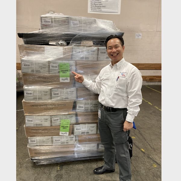SLO County's vote-by-mail ballots are in the mail