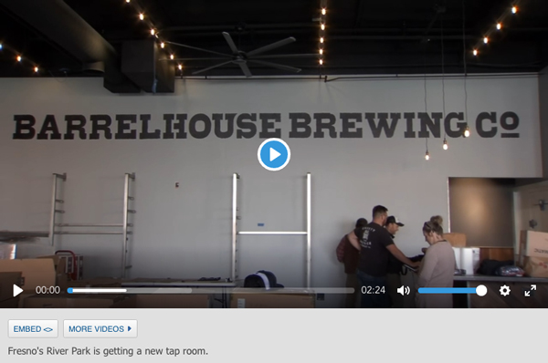 Barrel-house-opening-in-FresnoPaso Robles-based brewery opening new tap room in northeast Fresno