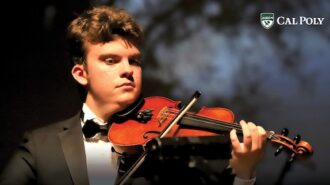 Cal Poly Symphony opens season Dec. 4 with music by Jacob, Walker, Beethoven