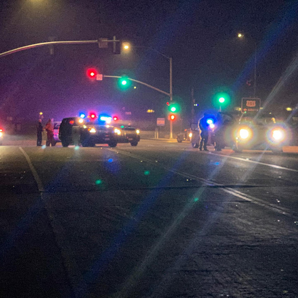 high speed chase paso robles