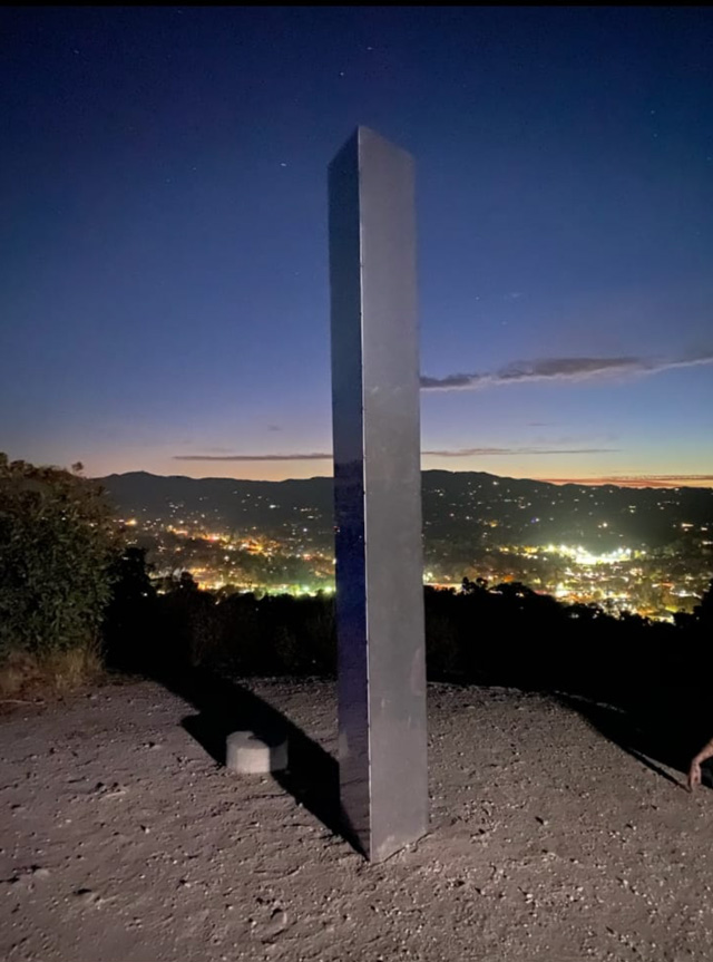 Atascadero monolith