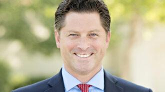 Assemblyman Jordan Cunningham (R-San Luis Obispo)