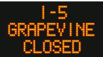 1-5-closed at grapevine