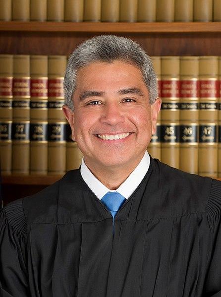 The Honorable Philip Gutierrez