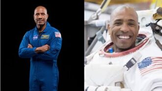 Astronaut Victor Glover went from tutoring at Flamson Middle School to space