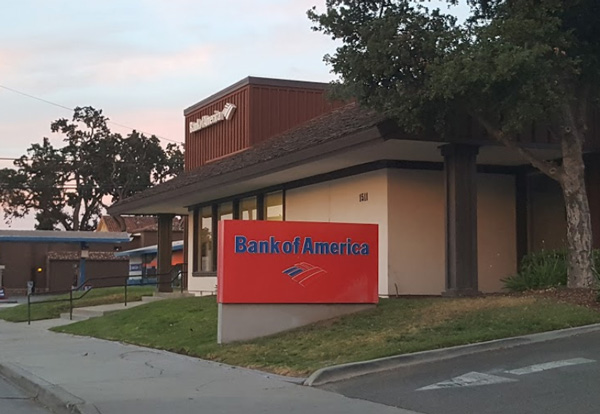 Bank of America Paso Robles