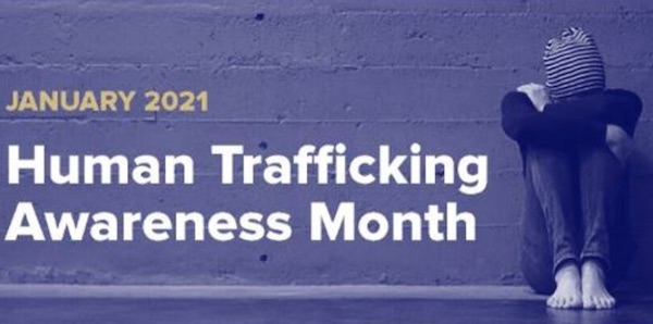 DA's office offering free online presentations for Human Trafficking Awareness Month
