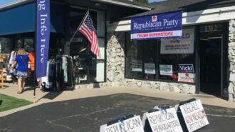 SLO County Republican headquarters