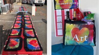 Studios on the Park's 'Sweet Art Fundraiser' returns as at-home celebration