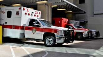 LA County Paramedics Told Not To Transport Some Patients With Low Chance Of Survival