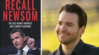 Author of 'Recall Newsom' book hosting signing events