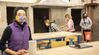 Cal Poly architectural engineering faculty member earns national achievement honor