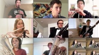 Cal Poly wind bands to present virtual concert, 'Community' March 6