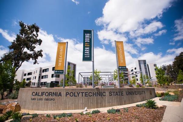 Cal poly sign