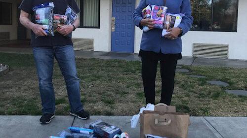 Donate-underwear-to-homelessJoe Irick and Cynthia Anthony