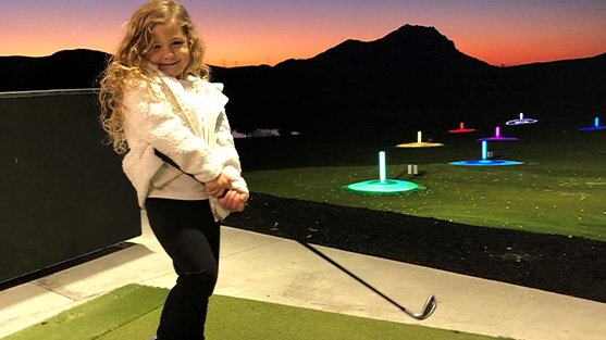 New dynamic entertainment venue opens at Dairy Creek Golf Course