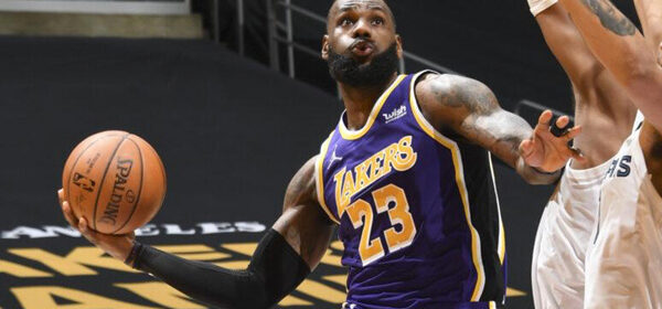 LA Lakers star LeBron James faces competition for MVP award