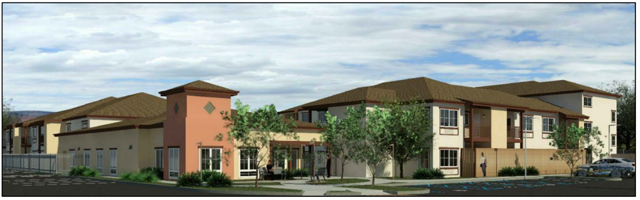 New-senior-housing-in-paso-robles-by-walmart