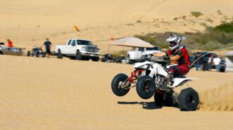 Oceano Dunes california coastal commission recommends close the dunes