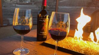 Seven Angels Cellars offering special Valentine's day weekend