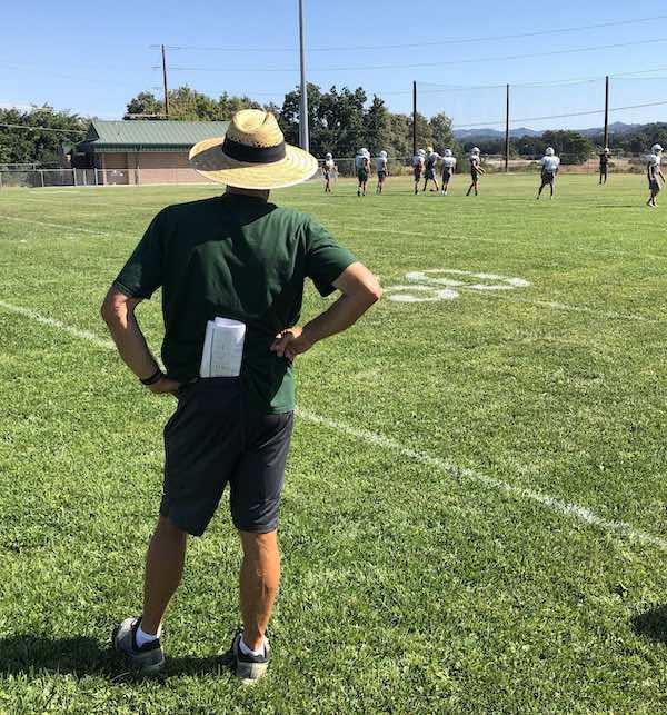 Templeton Head Coach Don Crow