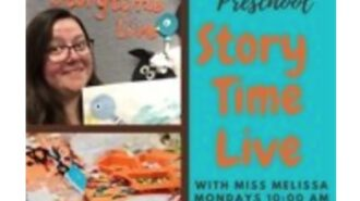 Weekly story times offered by the Paso Robles Library