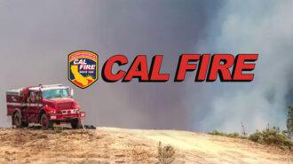Calfire Cal Fire SLO