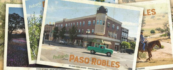 TravelPaso postcards paso robles