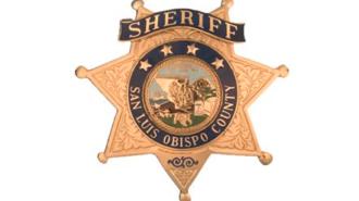 san luis obispo county sheriff's office badge