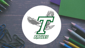 templeton eagles logo with img
