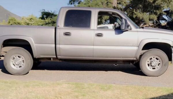 Update: Authorities recover Chevy Silverado used in home-invasion robbery