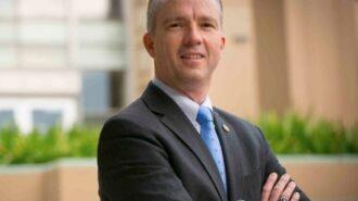 San Luis Obispo County District Attorney Dan Dow.