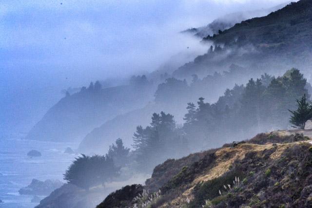 Dark Watchers in Big Sur