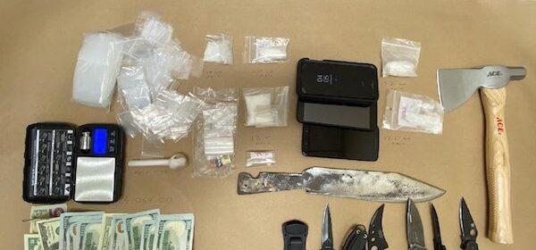 Deputy probation officers disrupt drug sales activity in Paso Robles