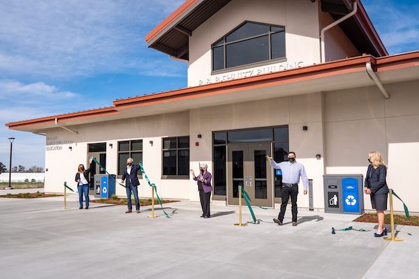 Early childhood education center opens at Cuesta North County campus